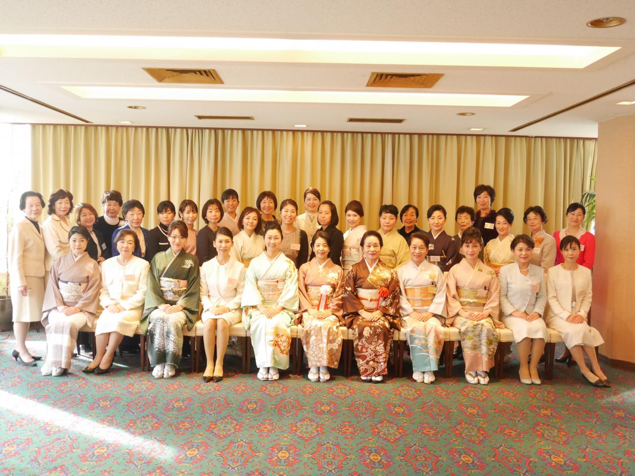 1月26日「新年を寿ぐ会」を開催しました
