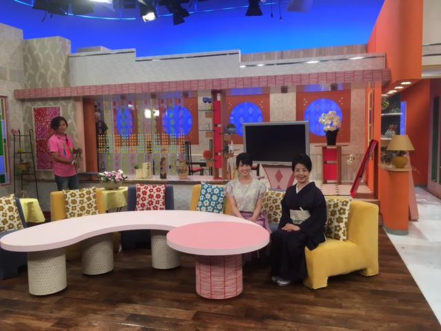 8月4日(土)関西テレビ「モモコのOh!ソレみ~よ」 お盆のマナーとお仏壇をテーマに寒川由美子会長が出演!