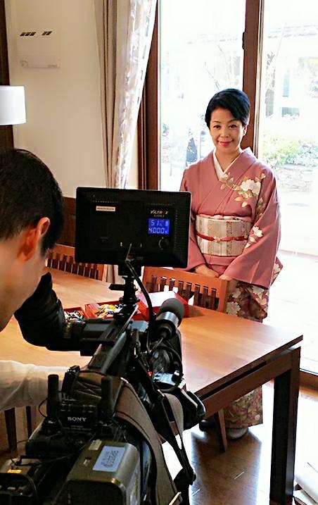 寒川会長が関西テレビ放送「キャスト」に年末年始のマナーで出演!